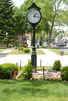 Scotch Plains NJ Clock